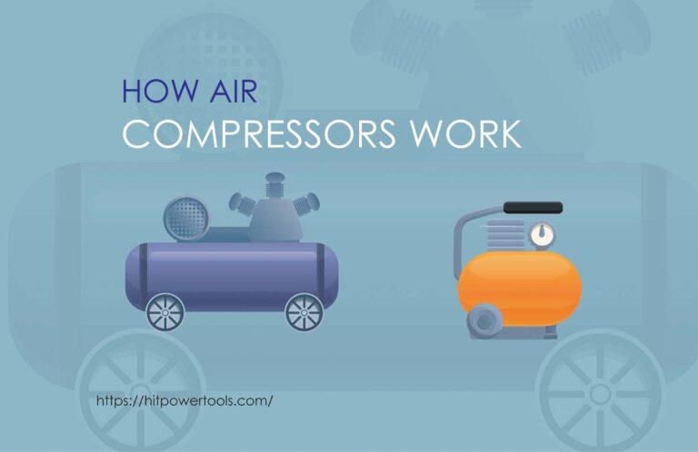 How air compreser work