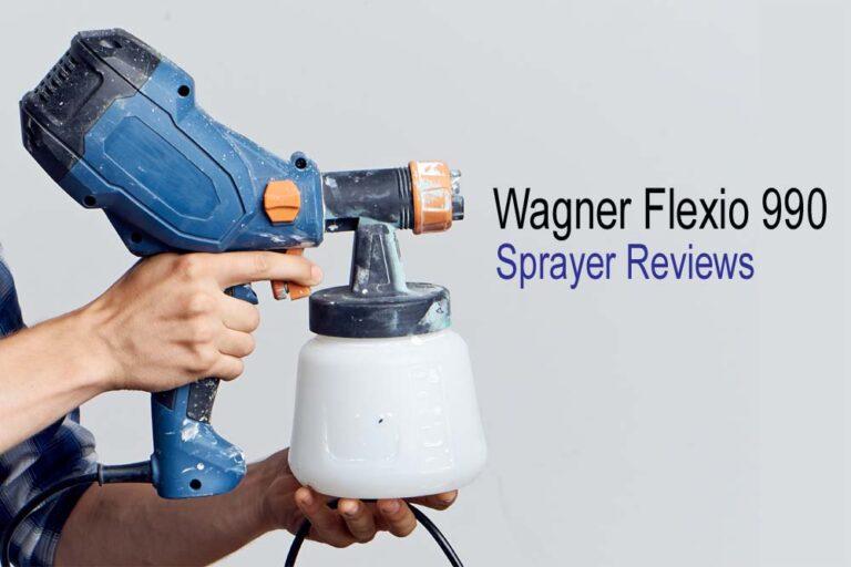 Wagner Flexio 990 Sprayer Reviews